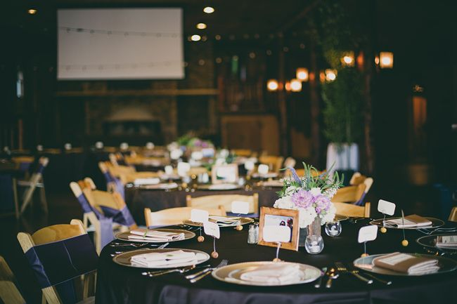 Rustic, outdoors, national park inspired wedding-B. Lovely Events