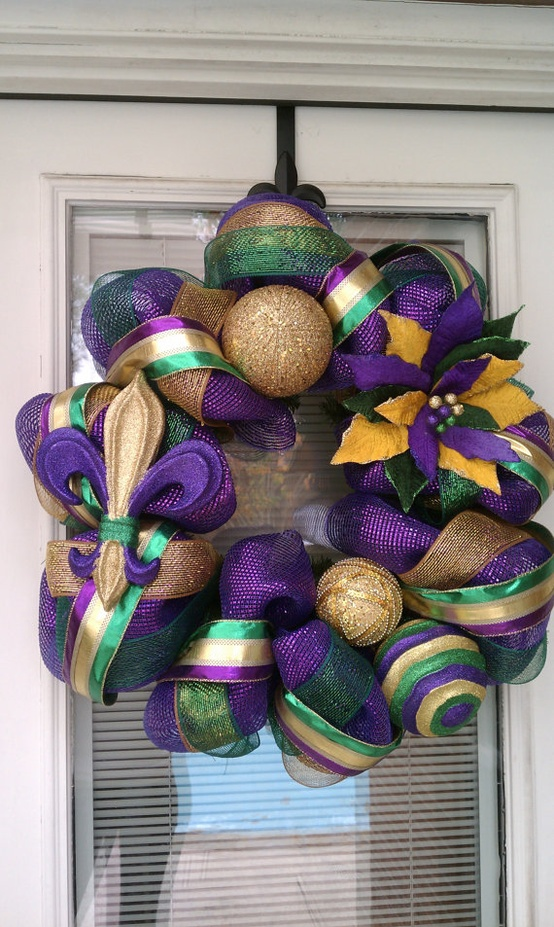 Big Oranament Wreath
