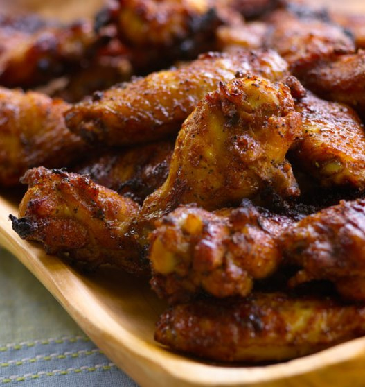 lemon-dijon wings, free recipe-blovelyevents.com