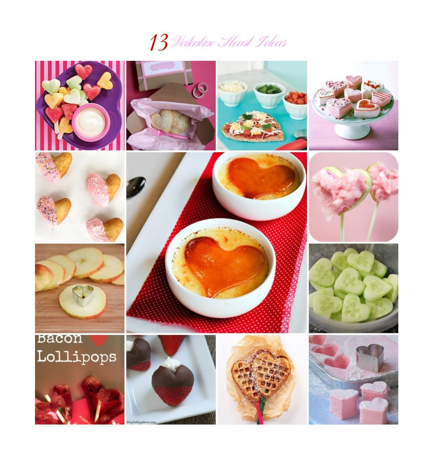 13 valentine heart ideas