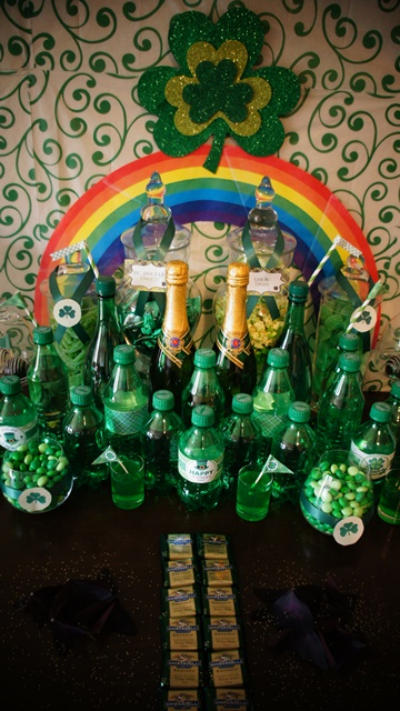 St. Patrick's Day Party Emerald City- B. Lovely Events