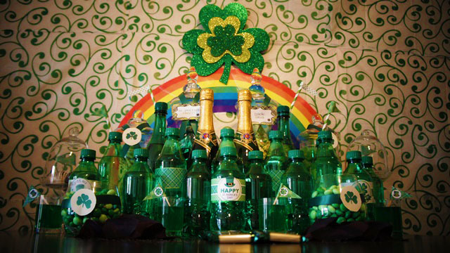 St. Patrick's Day Party Emerald City-B. Lovely Events