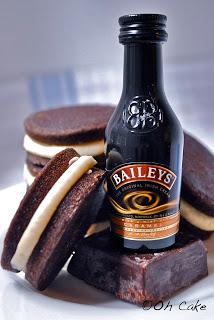Baileys whoopie pie