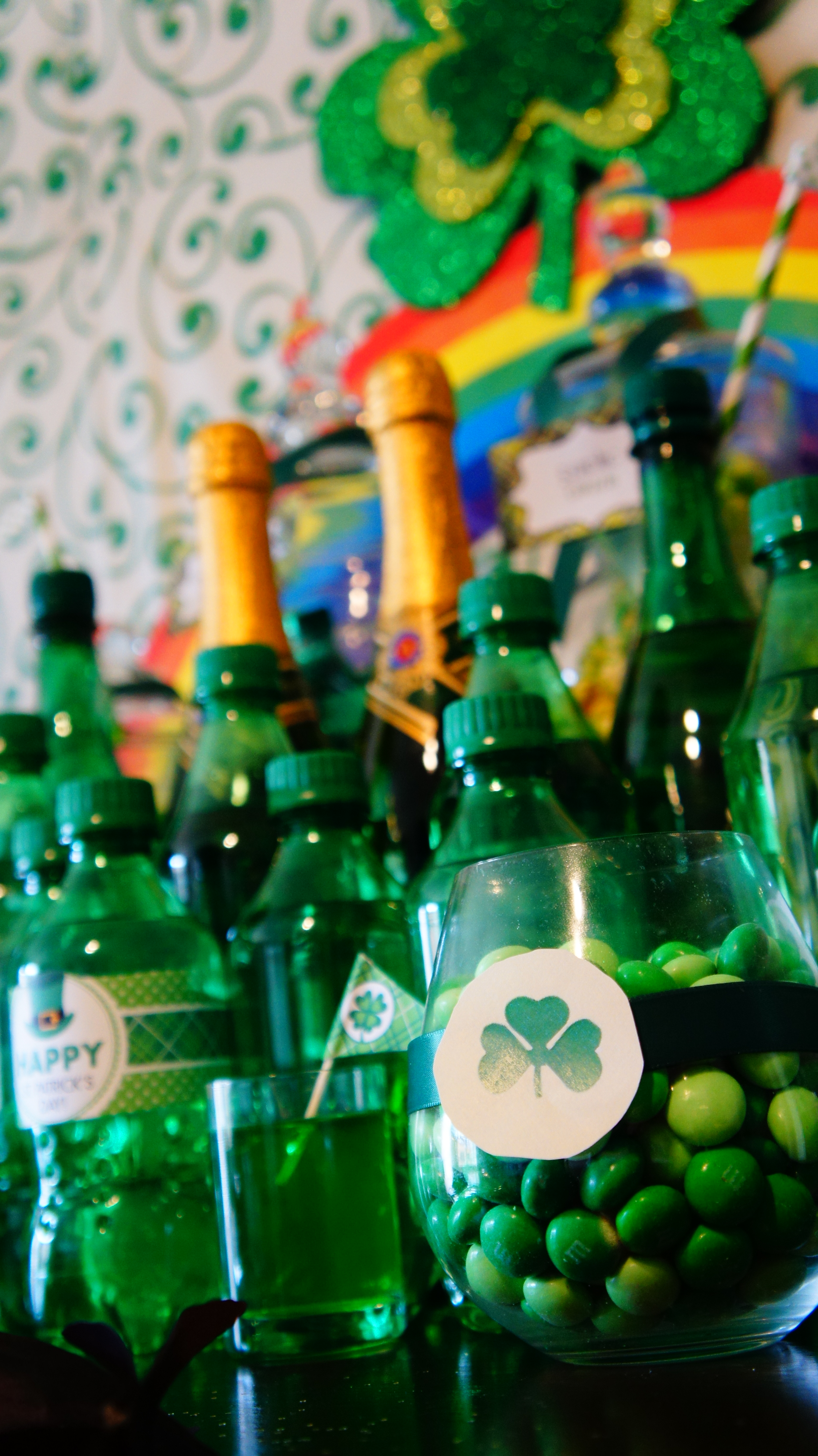 St. Patrick's Day Emerald City party- B. Lovely Events