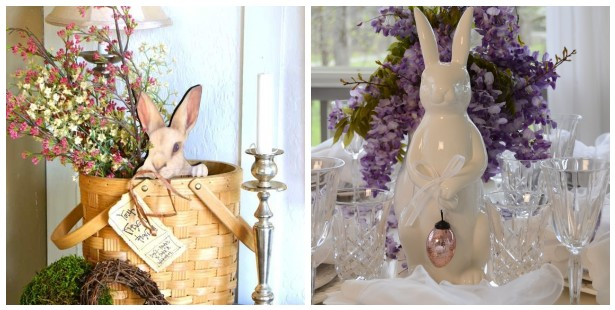 Easter Bunny Decor Ideas For The Home