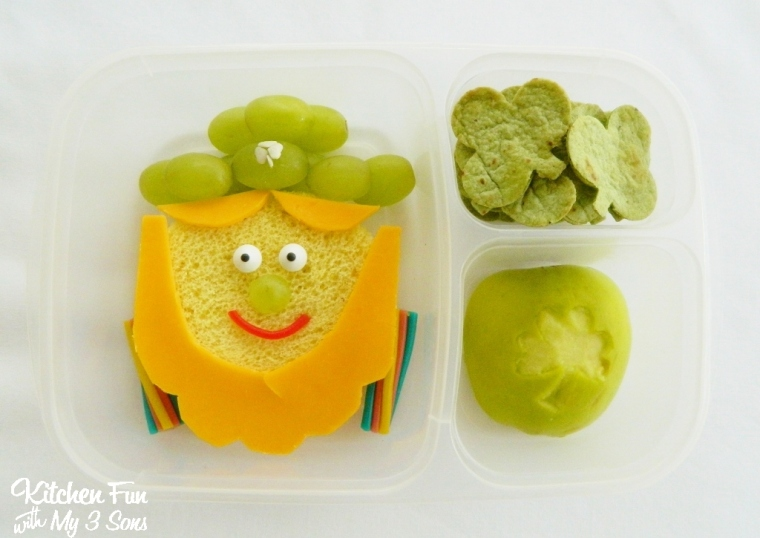 lucky lunches for St. Patrick's Day