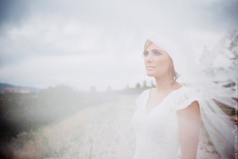 Beautiful Bride Shot