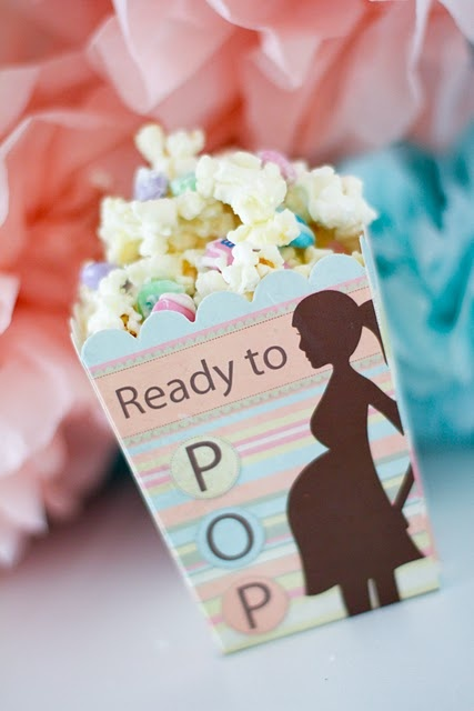 baby shower treat ideas
