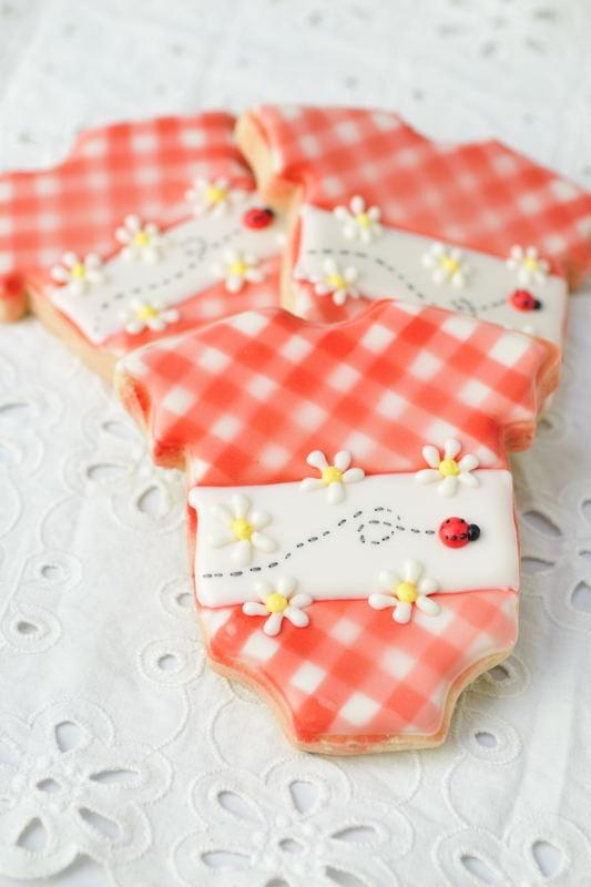 gringram onesie cookies