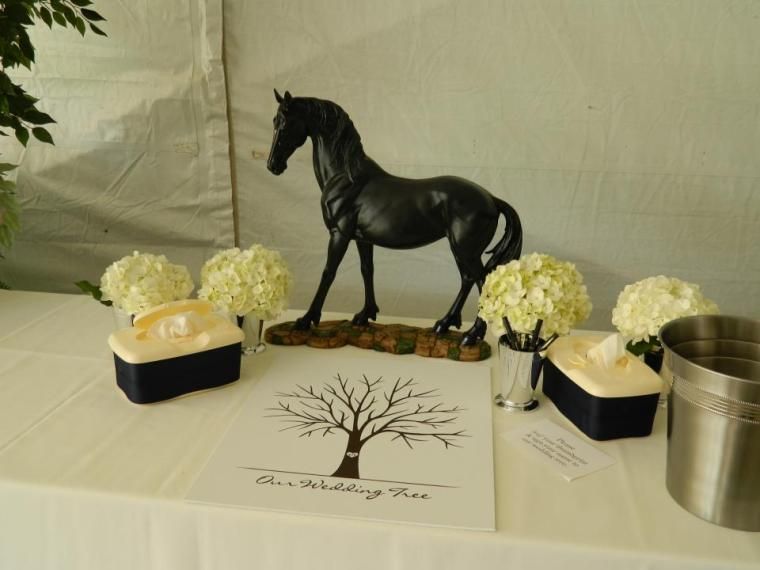 Horses and mint julips for a Kentucky Derby Party