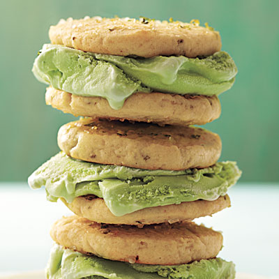 Margarita Ice Cream sandwiches