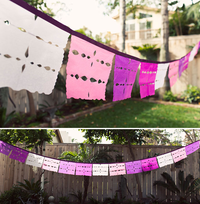 diy-papel-picado for Cinco de Mayo