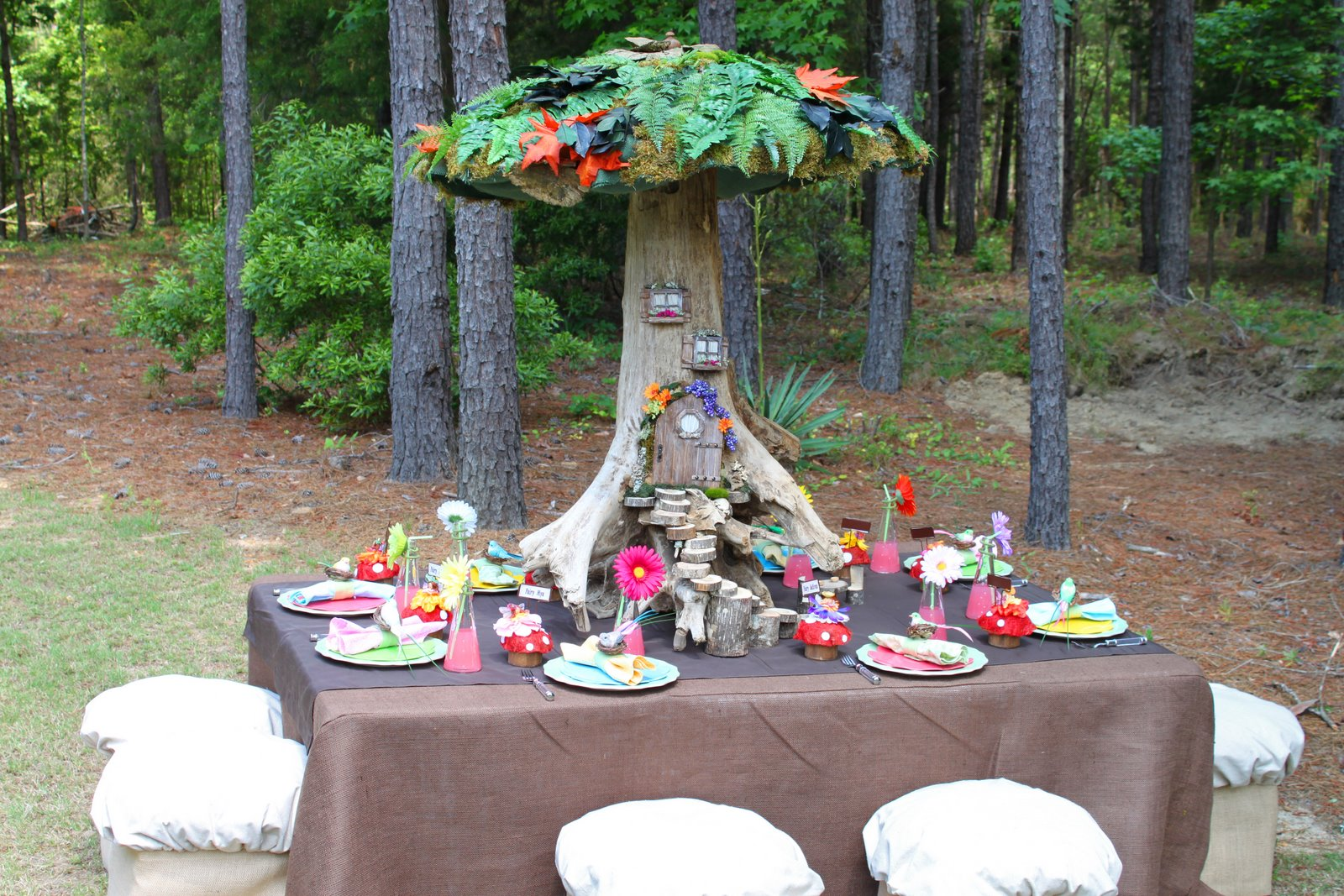 pixie dusted fairy party b lovely events