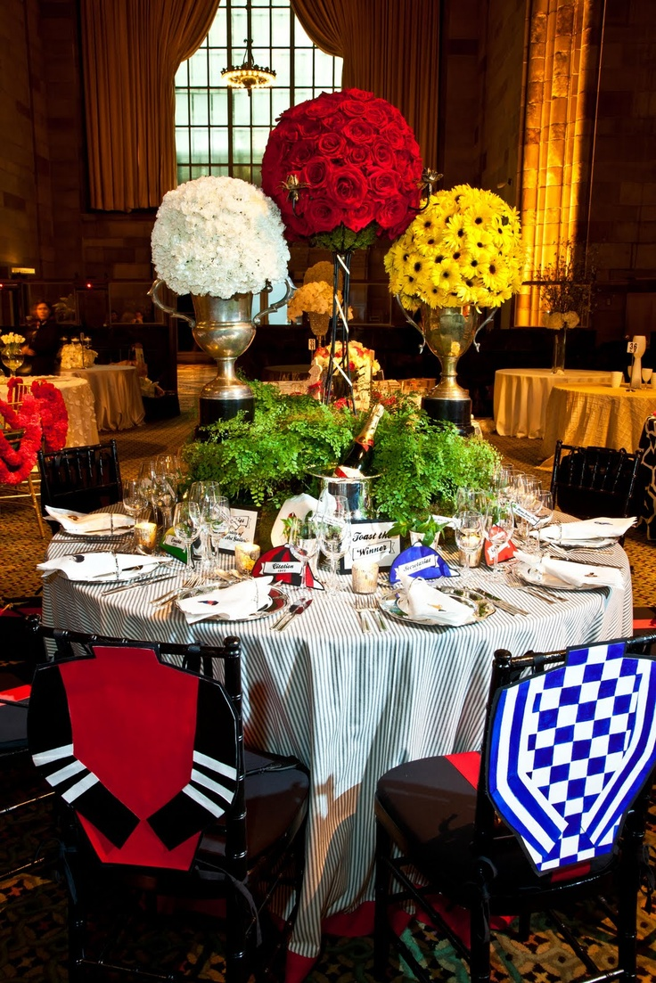 Lovely Kentucky Derby Tablescape