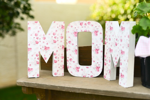 Mother's day mom decorations