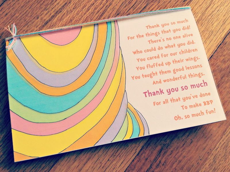 Graduation Thank You Notes Sayings