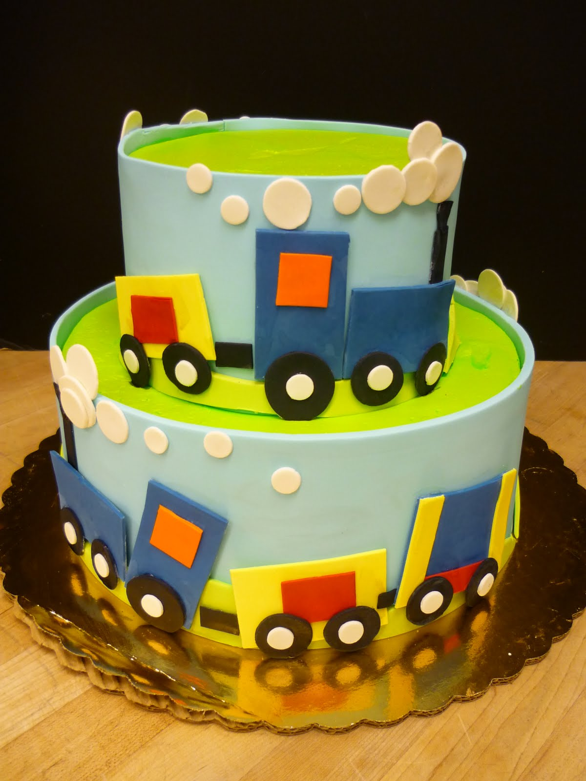 Cake Images For Boys : Choo Choo! {A Train Party} - B. Lovely Events