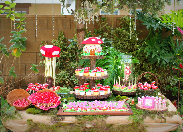 Pixie Dusted Fairy Party! - B. Lovely Events