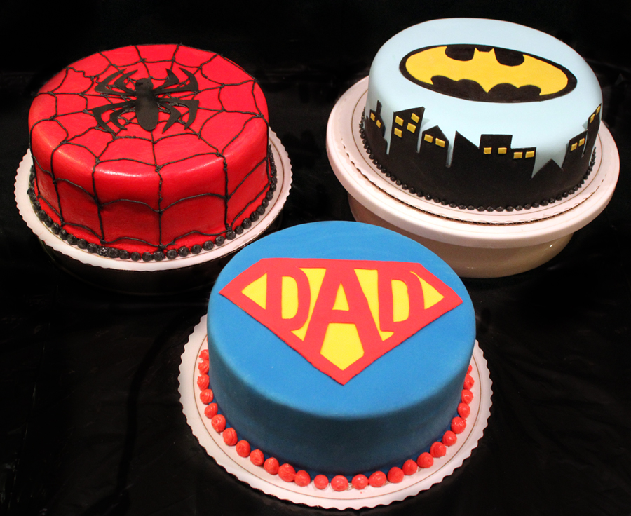 Fathers Day Superhero Ideas B Lovely Events