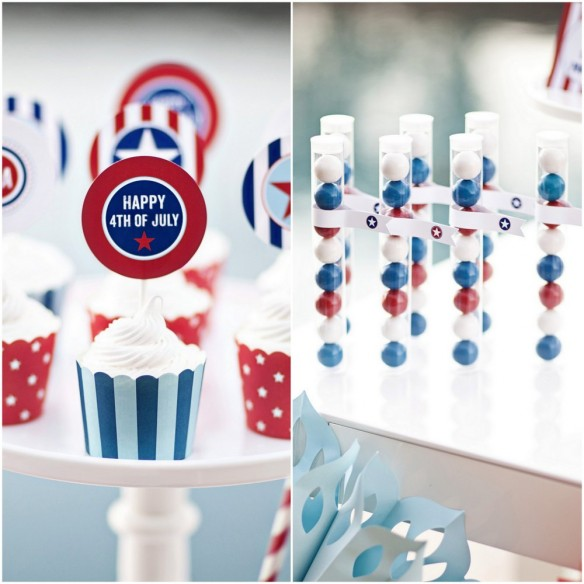 free printables for a lovely 4th of July