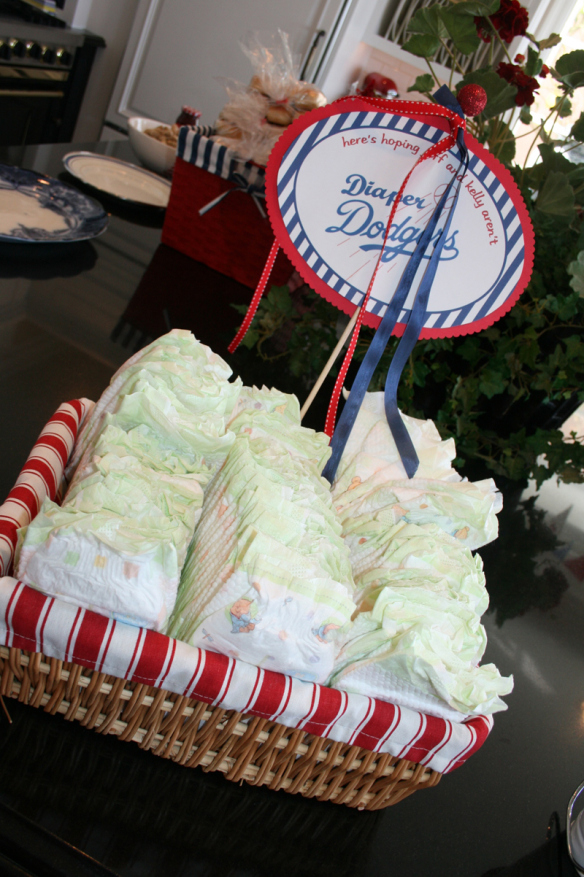 an amazing idea at this baseball baby shower on cakes likes a party
