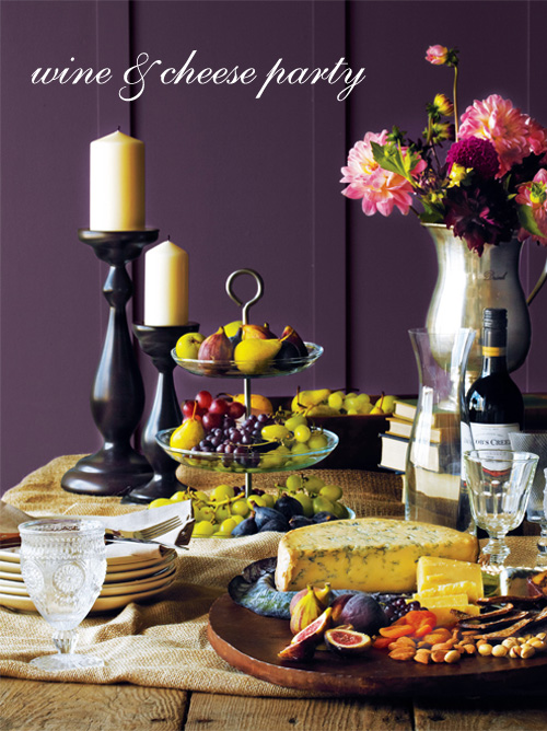 wine and cheese party wine and cheese ideas b lovely events 30500