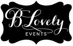 B. Lovely Events Logo
