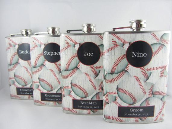 Baseball Wedding Gifts: Perfect Catch! A Baseball Wedding